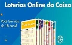 Loterias Online da Caixa – O que é? Como funciona? Como apostar?