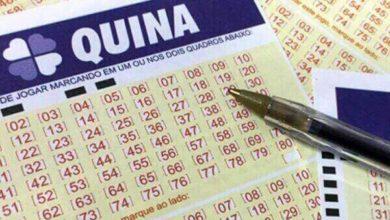 Photo of Mais uma vez a Quina acumula e o valor para o próximo sorteio é de R$ 7,5 Milhões
