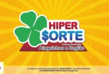 Photo of Hiper Sorte – Resultado do Sorteio de Domingo 22/03/2020