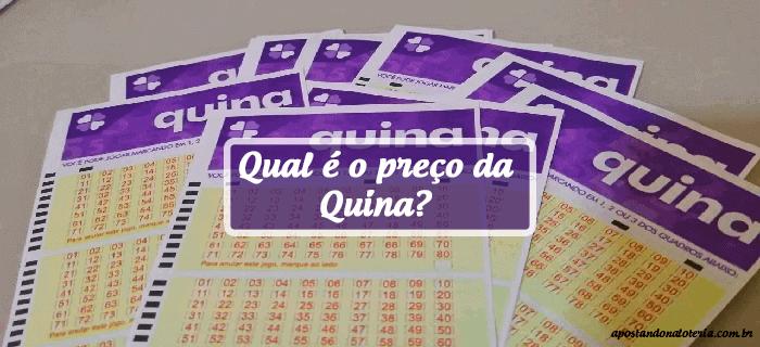 Veja o preço da Quina, as probabilidades de acerto e como jogar!